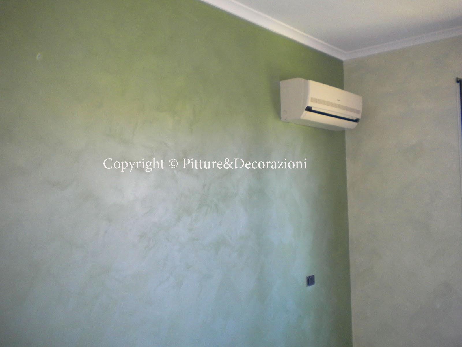 Pitture decorazioni gioia - Decorare pareti camera ...