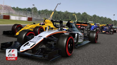 F1 2016 V1.0.1 MOD APK Support Android 2.3+