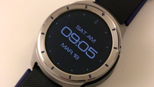 ZTE Quartz: New details about Smartwatch