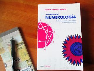 Numerología, Gloria Garrido