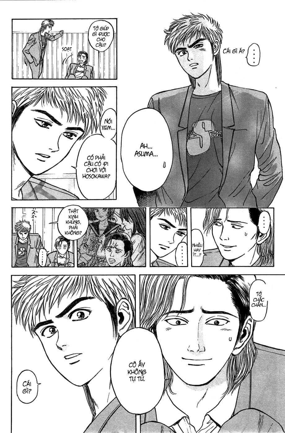 Psychometrer Eiji chapter 37 trang 9