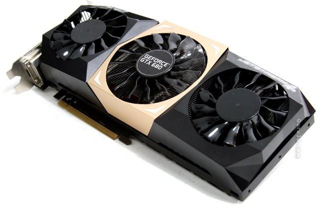Palit Geforce GTX 680 4GB