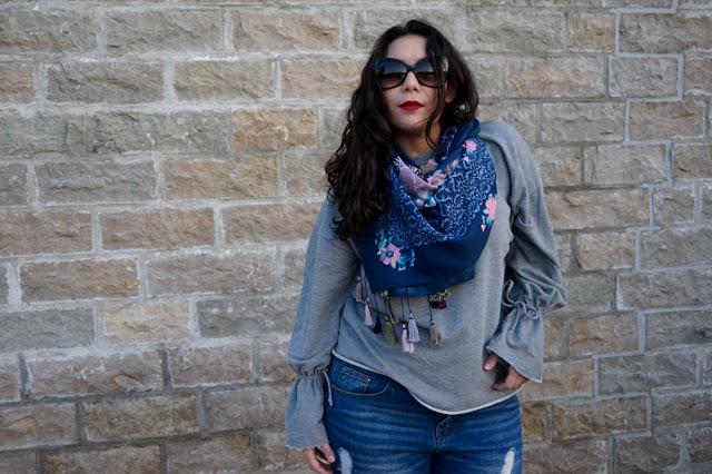 ❤ |#Look|: Se sentir bien dans ses vêtements après une prise de poids?