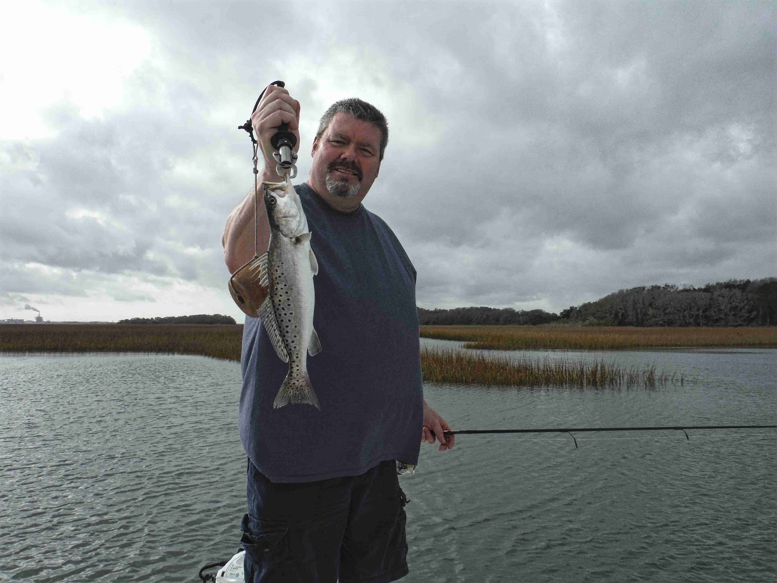 Amelia island fishing reports fight 39 n the wind but for Fishing in the wind