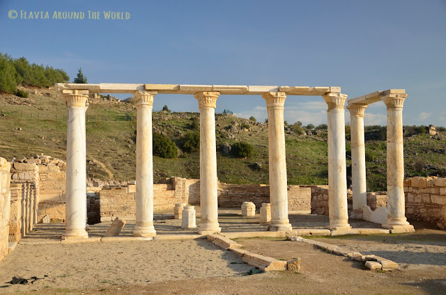 Templo de Apolo Hierápolis
