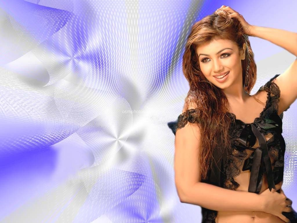 Bolloywood Actress Ayesha Takia Hot Wallpaper  Osmphotos-8038