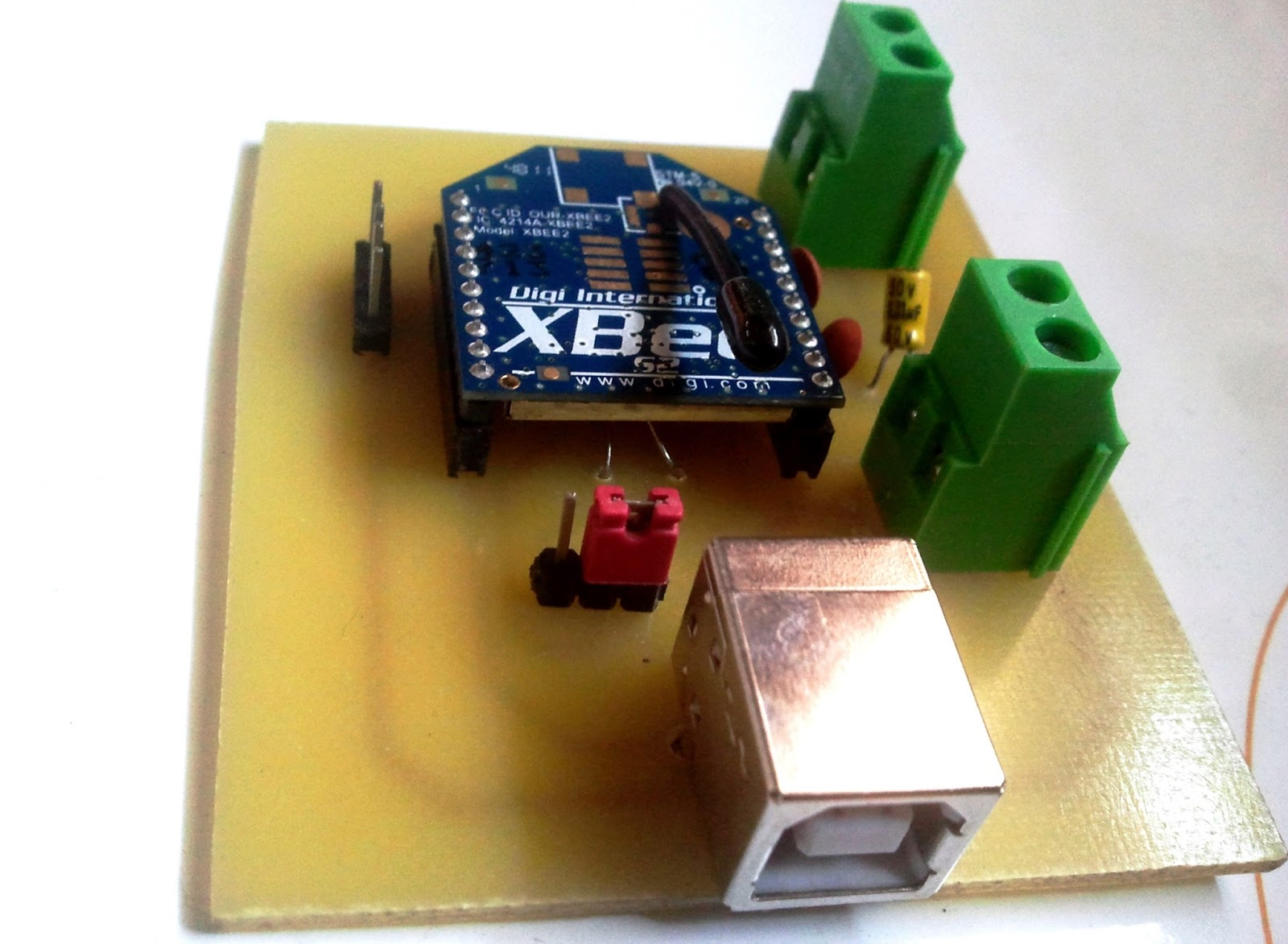 small resolution of hello everyone this blog is about zigbee adapter module which is used to configure the zigbee devices
