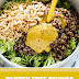 Gluten Free Quinoa Broccoli Slaw #glutenfree #vegan