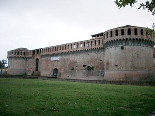 Imola's Rocca Sforzesca