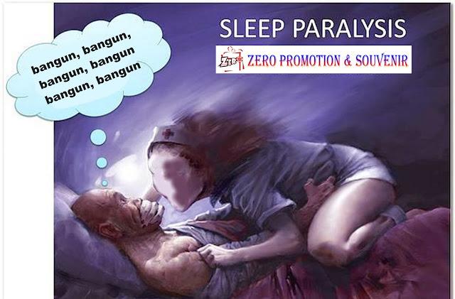 penjelasan mengenai fenomena tidur Ditindih setan secara ilmiah