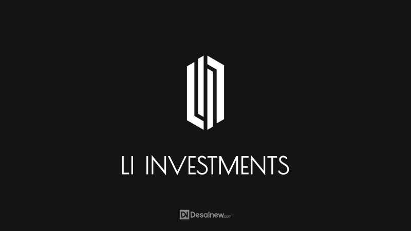 LI Investments Logo Design Project Portfolio Desainew Studio