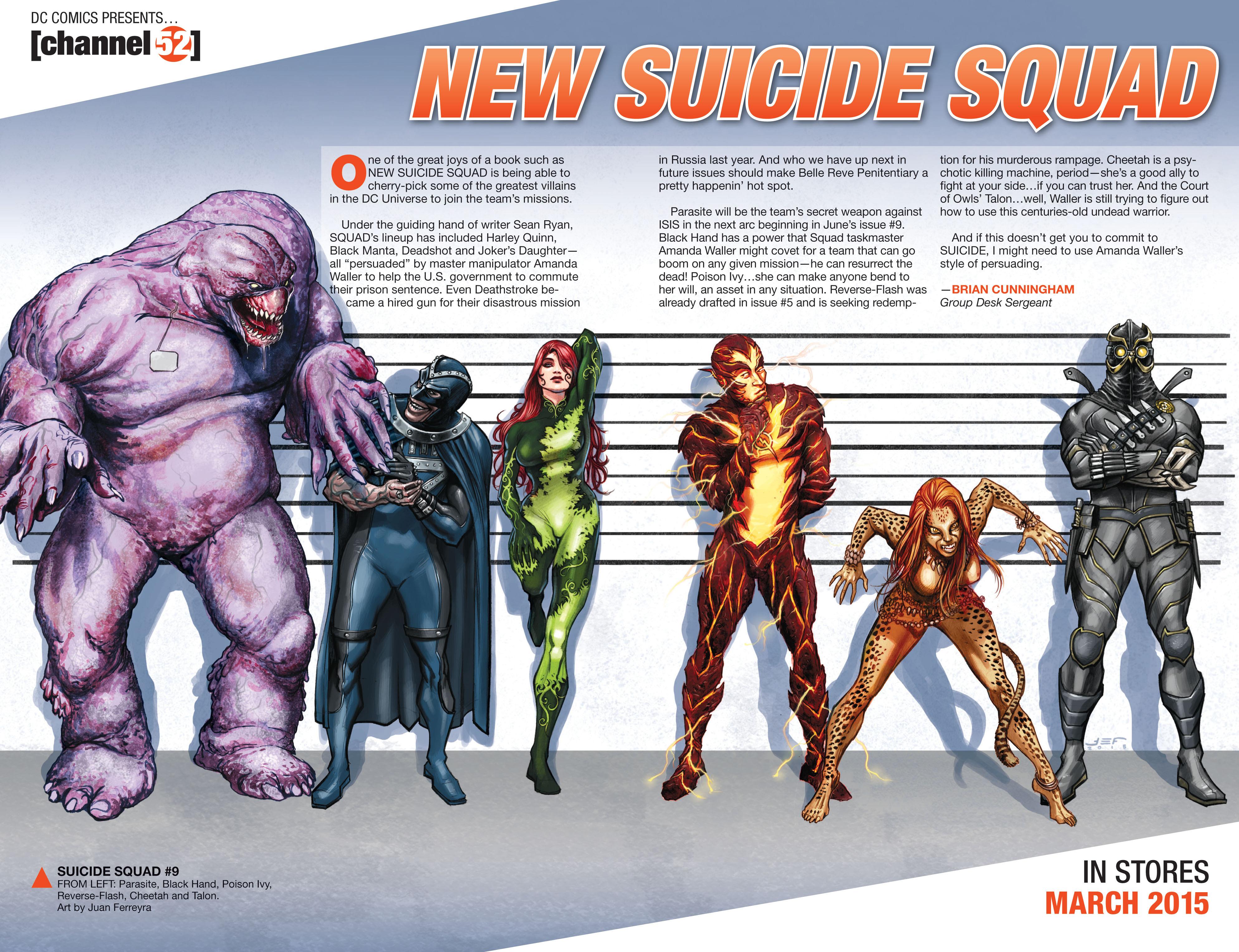 Read online Secret Six (2015) comic -  Issue #2 - 27