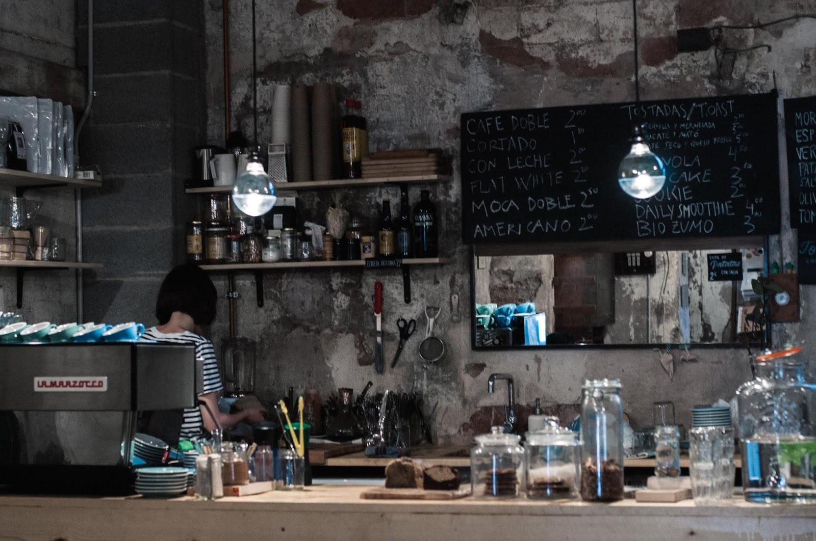 Espai Joliu cafeteria Barcelona