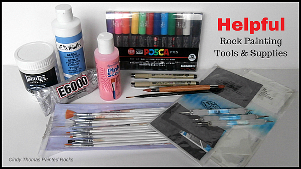 helpful-rock-painting-tools-supplies
