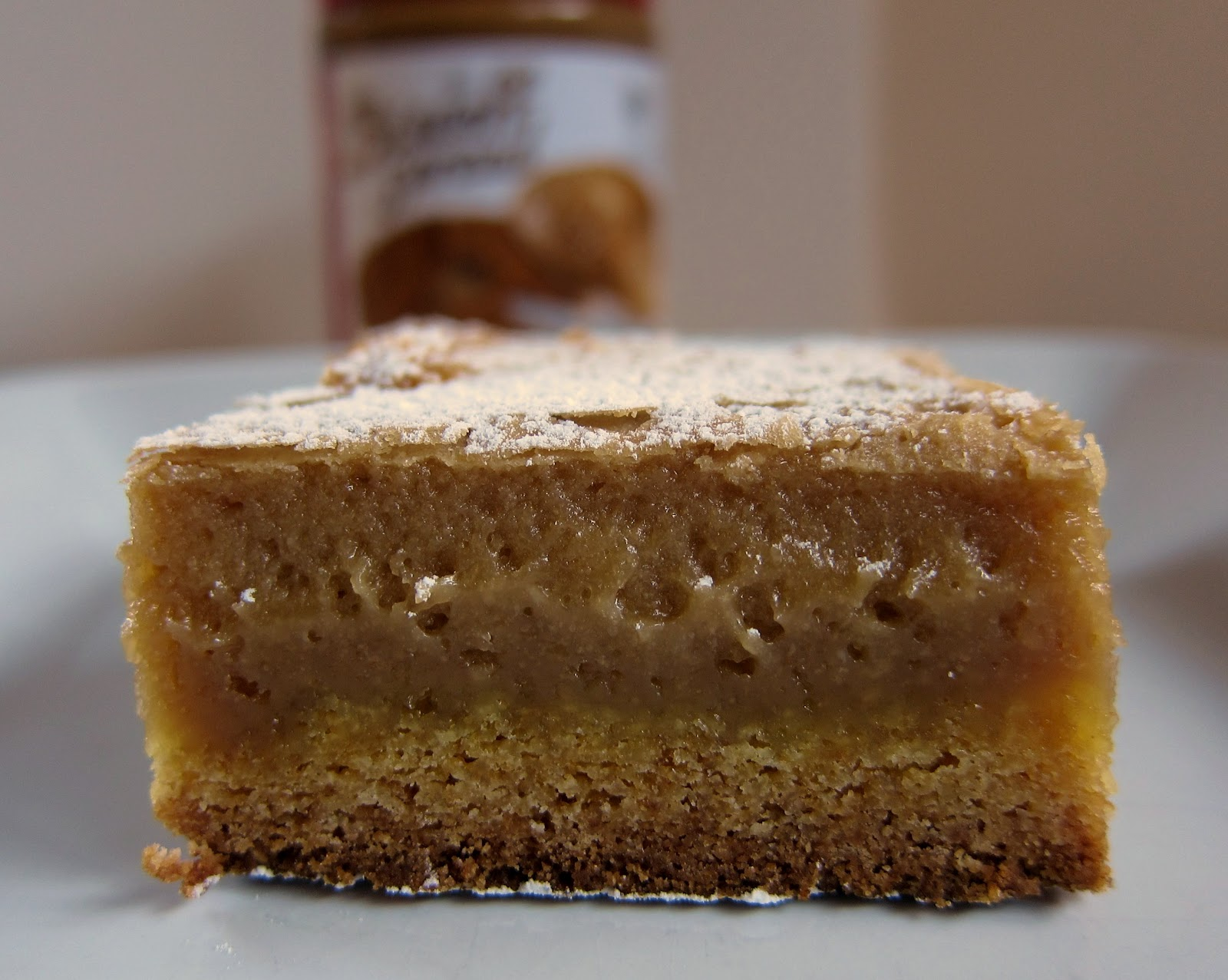 Nutella Ooey Gooey Butter Cake