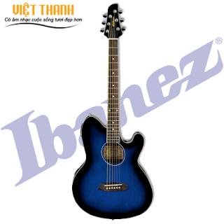 guitar IBANEZ TCY10E-TBS