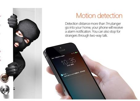 iThink Smart Camera: camera thông minh cho gia đình, văn phòng, shop, siêu thị - 143250