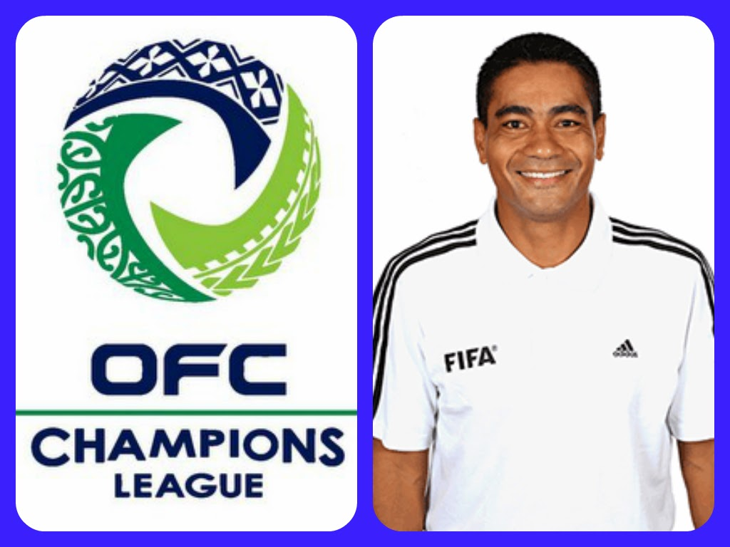 Cuadro Champions League 2014 Fifa Referees News 2014 Ofc Champions League Final 2nd Leg