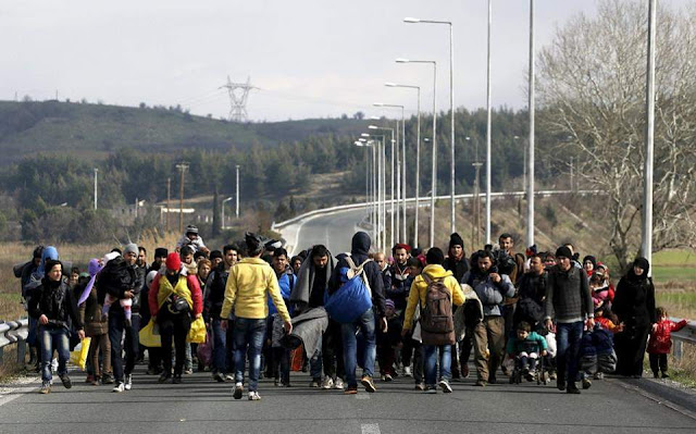 Spiegel: Παράνομες επαναπροωθήσεις προσφύγων στον Έβρο