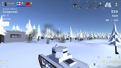 Winter War Apk + OBB Free Download
