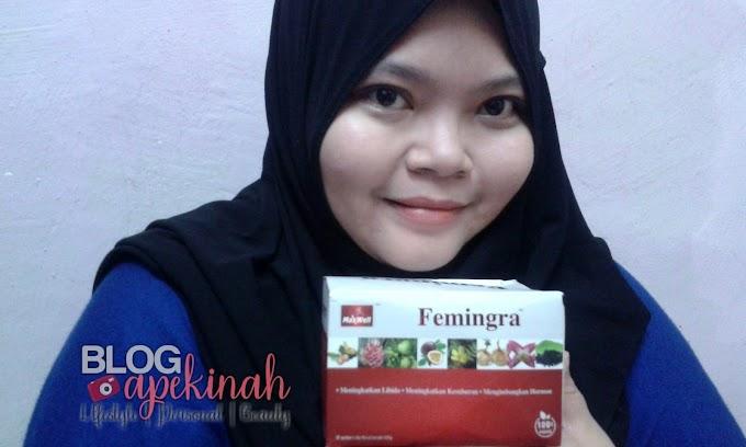 Femingra Membantu Merawat Masalah Dalaman Wanita