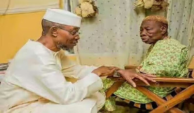 Governor Aregbesola Loses Mother