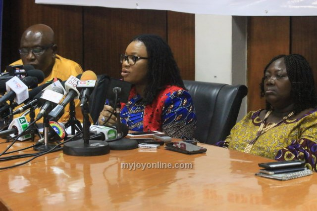 We are ready for December polls - Charlotte Osei reassures