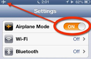 How To Call And Use Internet In Airplane Or Flight Or Aeroplane Mode Updated