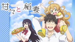 Amaama to Inazuma – Episódio 12 – Okonomiyaki Cheio de Amor