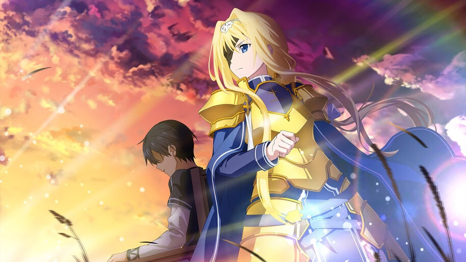Alice Sword Art Online Alicization 4k Wallpaper 41824