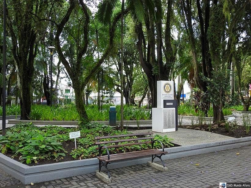 O que fazer em Criciúma, Santa Catarina - Praça Nereu Ramos