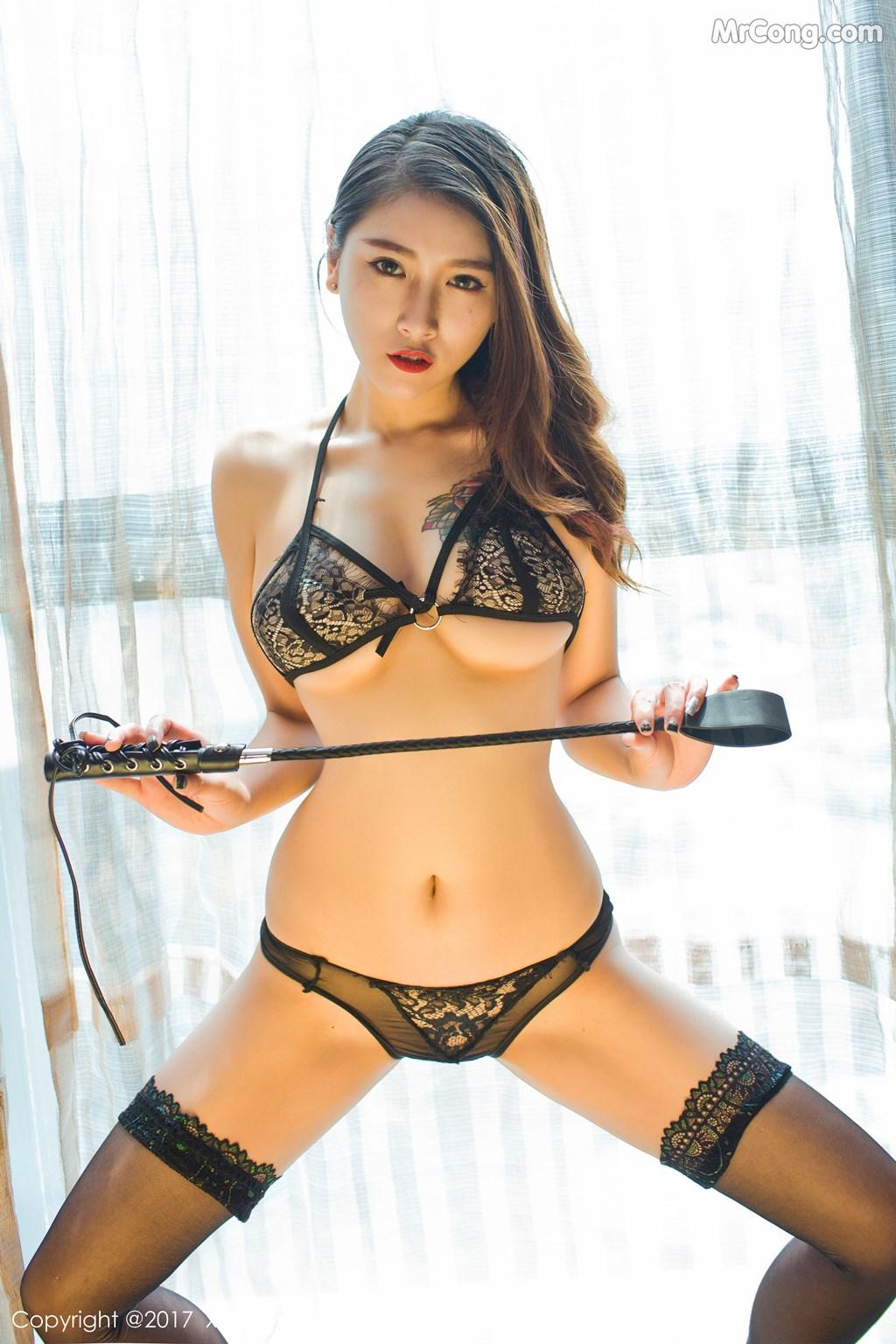 Image XIUREN-No.812-Du-Hua-Hua-MrCong.com-043 in post XIUREN No.812: Người mẫu Du Hua Hua (杜花花) (48 ảnh)
