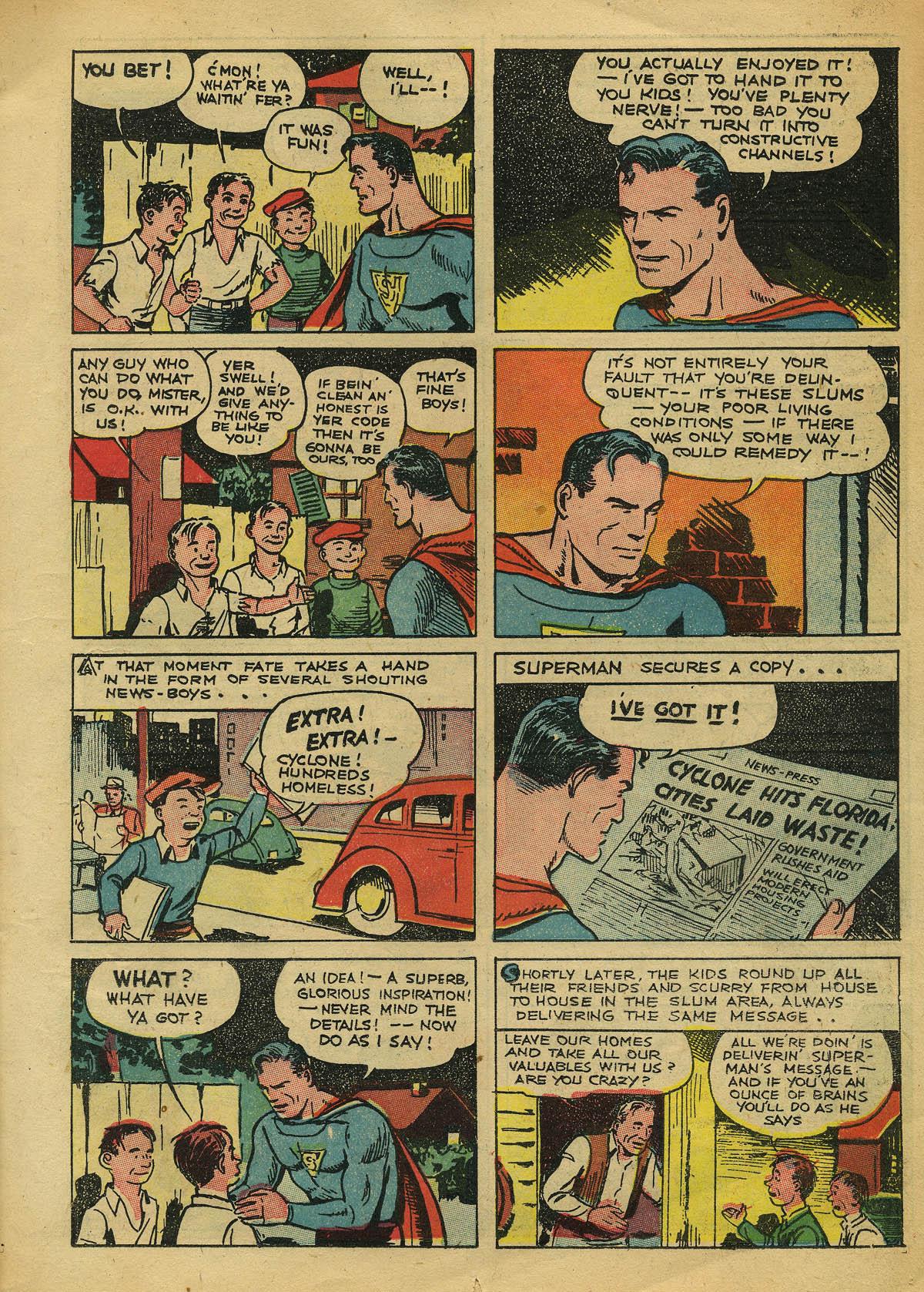Action Comics (1938) 8 Page 12