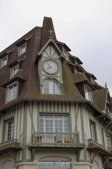 hotel w Deauville