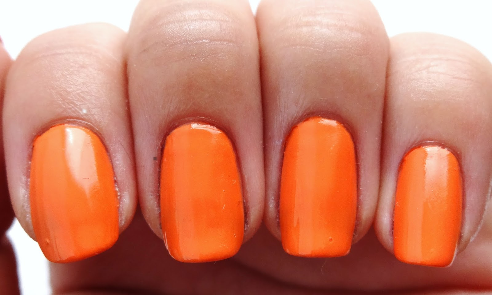 Orange Base Color