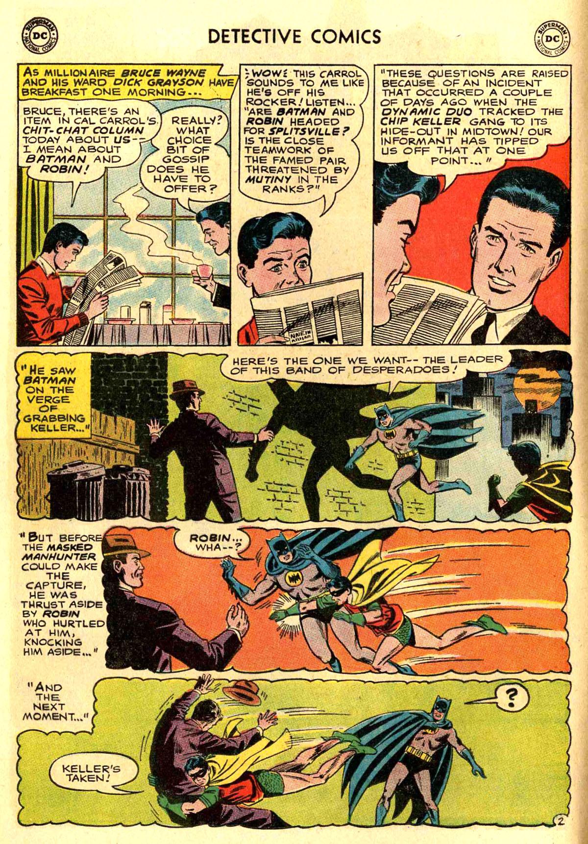 Detective Comics (1937) 342 Page 3