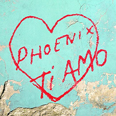 Phoenix - Ti Amo - Album Download, Itunes Cover, Official Cover, Album CD Cover Art, Tracklist