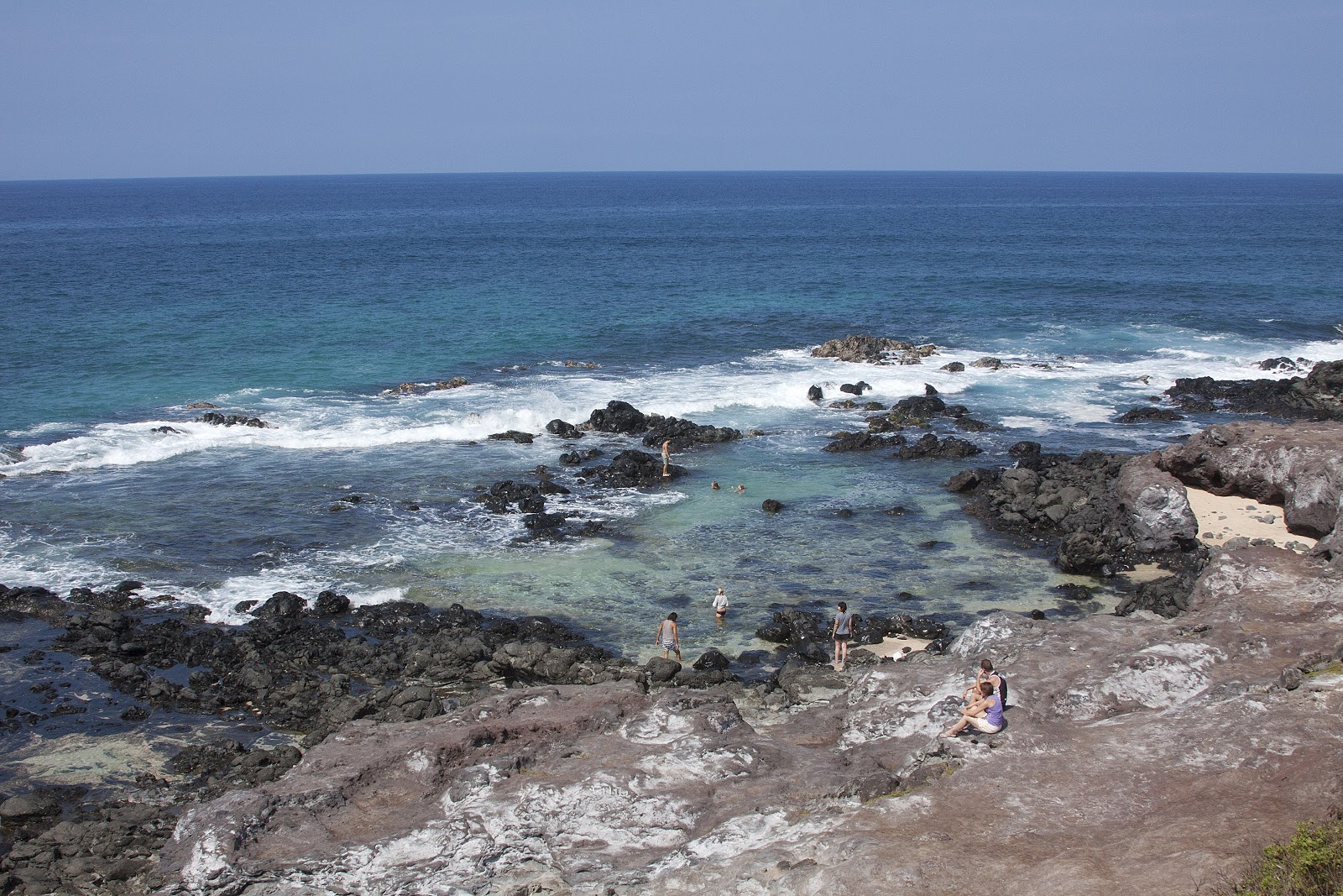 2d14ccffdb Crystal tidal pools and secret beaches, Ho'okipa, Maui