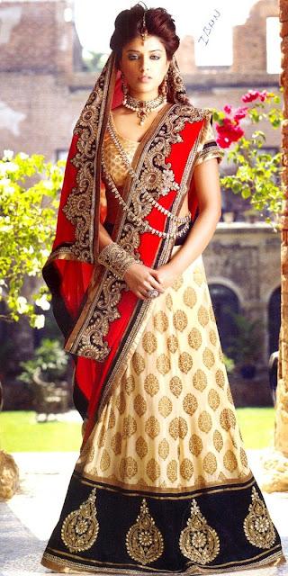 bridal dupatta draping style, lehanga dupatta kairy karne ke tareeke,