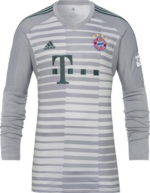 バイエルン・ミュンヘン 2018-19 ユニフォーム-ゴールキーパー
