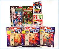 Machine Gobots CG Robo Japanese Robots ミクロマン Microman Mazinger Chogokin