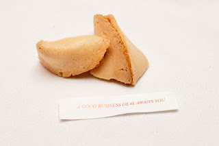 Do you believe in fortune cookies?