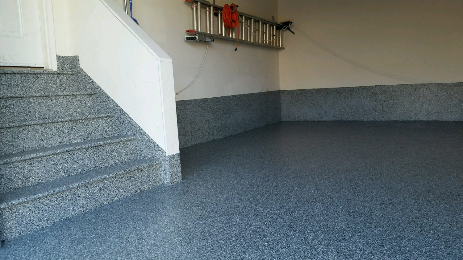 Garage Renovation Solutions: Polyurea Garage Floor - Benefits