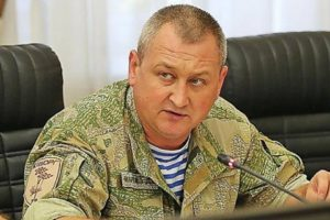Dmytro A. Marchenko – Ukrainian military, Major General of the Armed Forces of Ukraine