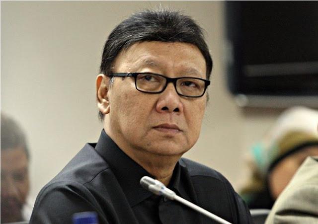 Menteri Tjahjo: Anda Boleh Hina Saya Sepuasnya, Tapi Tidak Untuk Negara dan Presiden Saya
