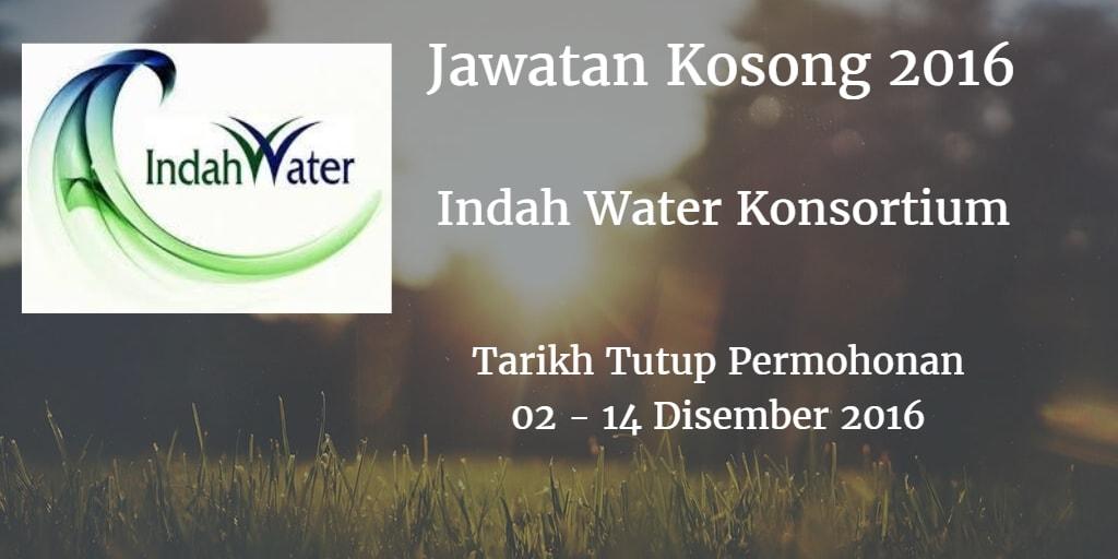 Jawatan Kosong IWK 02 - 14 Disember 2016