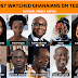 Amma Asante, Komla Dumor, Kojo Oppong Nkrumah and others set Record among Most Watched Ghanaians on Ted Talk