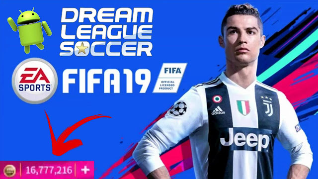 DLS Mod FIFA 19 غير متصل Barcelona Android لعبة تنزيل