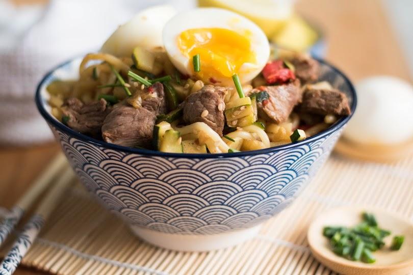 recette coréenne barbecue