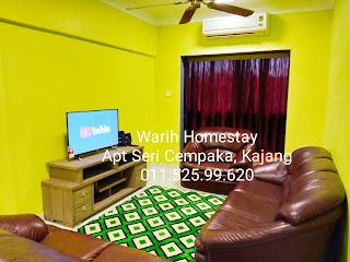Warih-Homestay-Sri-Cempaka-Kajang-Dining-Hall-2